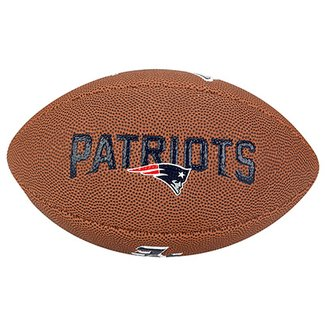 acc777de5e9e9 Bola de Futebol Americano Wilson NFL Team Jr New England Patriots Edition  Black · Confira · Bola Futebol Americano Wilson NFL New England Patriots