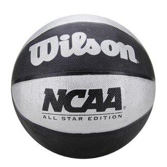Bola de Basquete Wilson Color 7 Preta e Prata eaf5fa219fa94
