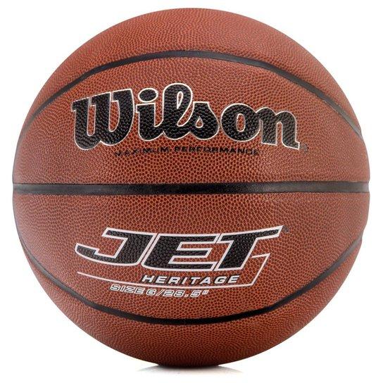 Bola Wilson de Basquete Jet Heritage n.6 - Compre Agora  0dd2064c67e0d