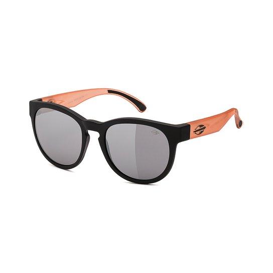 c3170693991ca Oculos Sol Mormaii Ventura - Preto e Prata - Compre Agora