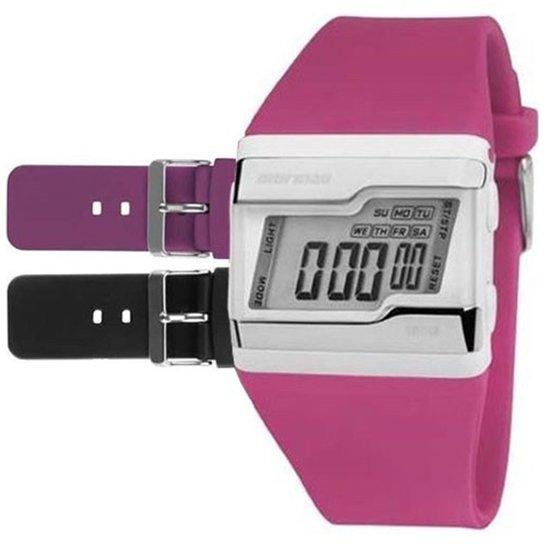 329d35c9769 Relógio Mormaii Feminino Acquarela Troca Pulseiras - Compre Agora ...