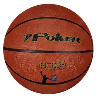 06c7fe4cc Bola de Basquete Poker Indoor