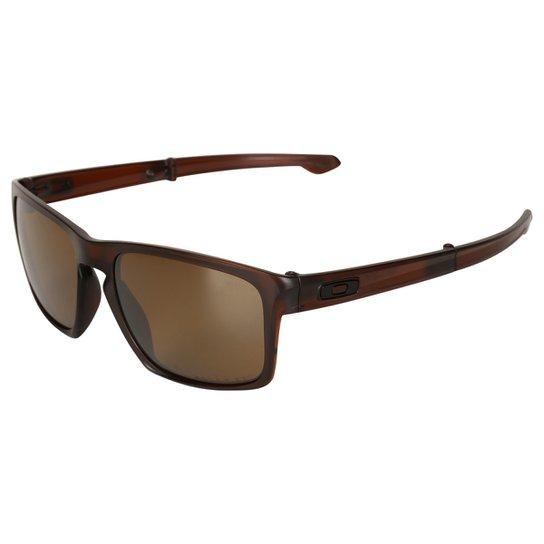 6b9b0ed16f815 Óculos de Sol Oakley Sliver F Matte Iridium - Compre Agora