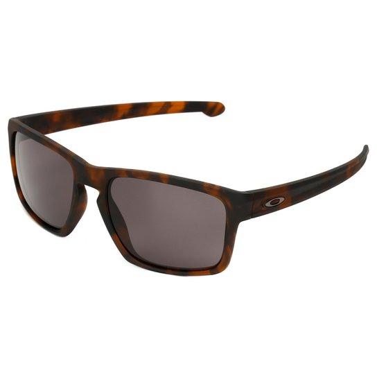276cfe1bc96e0 Óculos de Sol Oakley Sliver Masculino - Compre Agora