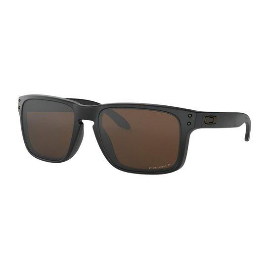 Óculos Oakley Hold On - Marrom - Compre Agora   Netshoes 04a1195cc8