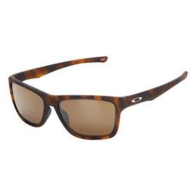 7a50ca9ff9e72 Óculos Oakley Sliver F Matte Dark Amber Polarized - Compre Agora ...