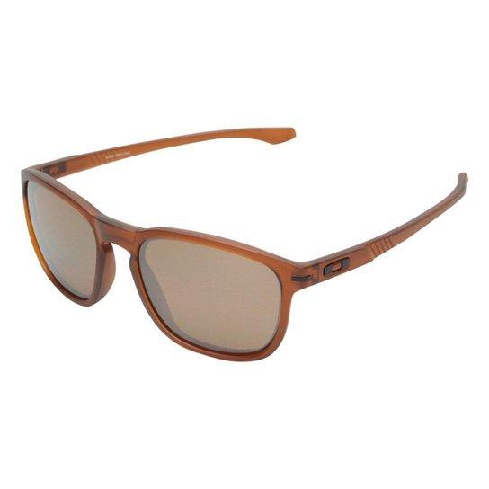 ff75e1483b Óculos Oakley Enduro Polarizado - Marrom - Compre Agora
