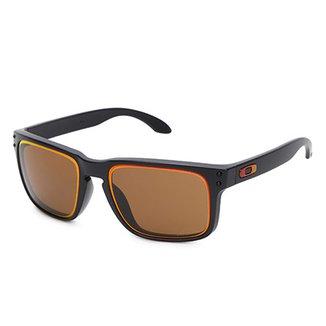 e5ccc7acc8cc1 Óculos Oakley Holbrook Prizm 0OO9102 Masculino