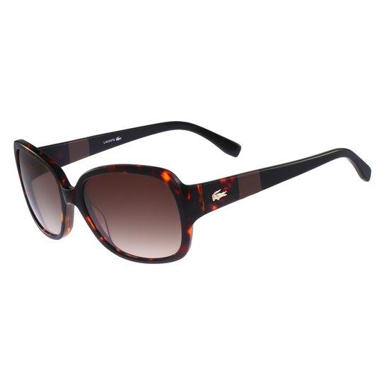 Óculos De Sol Lacoste Clássico - Compre Agora   Netshoes 4fced35849
