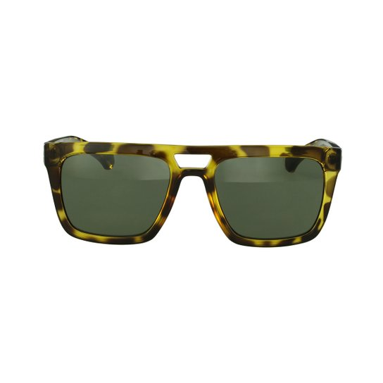 81db4ef5f8e05 Óculos de Sol Calvin Klein Fashion Marrom - Compre Agora   Netshoes