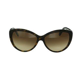 Óculos de Sol Calvin Klein Casual Marrom fae7d0a41b