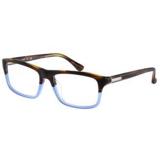 Armação Óculos Calvin Klein Casual b9994f5bd1