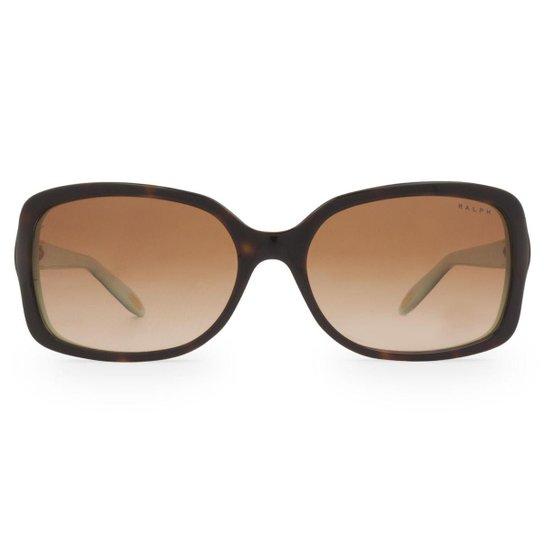 6f3620699 Óculos Polo Ralph Lauren RA5130 60113/58 - Marrom | Netshoes
