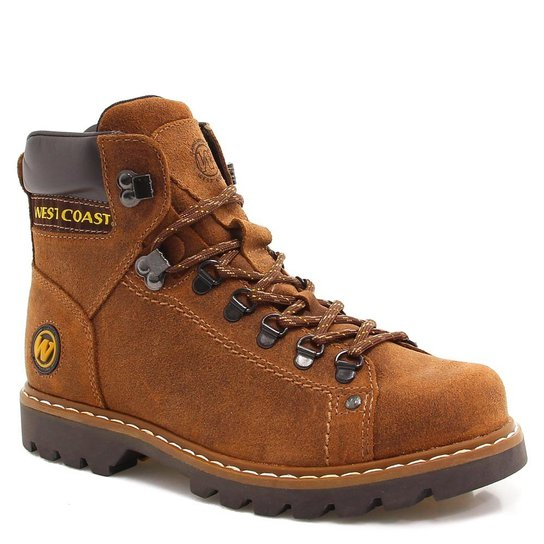 3135e37861 Bota West Coast Worker Classic Adventure Masculina - Compre Agora ...