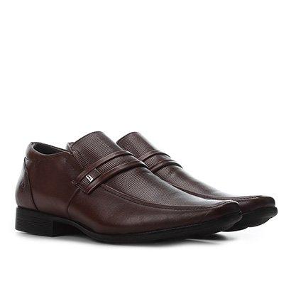 Sapato Social Couro Ferricelli Genebra Masculino