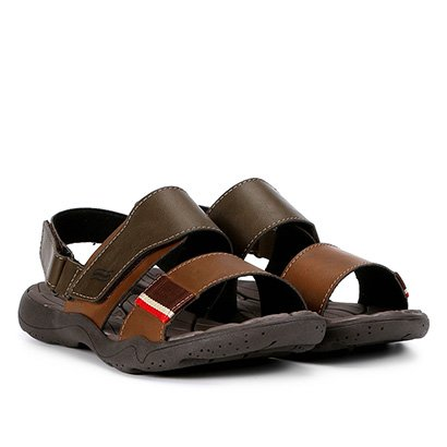 Sandália Itapuã Velcro Malibu Masculina