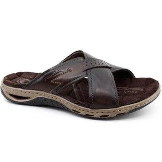 4a01e75e161a5c Compre Sandalia Pegada Masculino Online | Netshoes