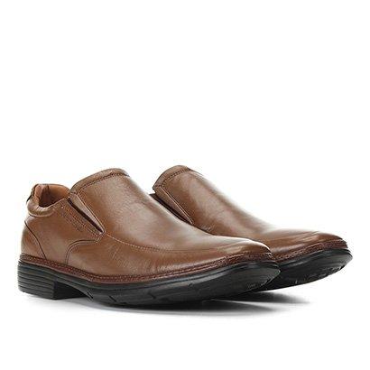 Sapato Conforto Anatomic Gel Ultra Leve Masculino