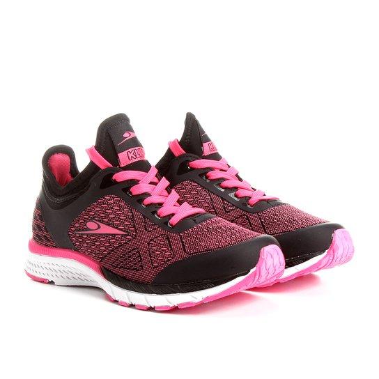 205c56d9c4a Tênis Infantil Klin Matrix Feminino - Pink - Compre Agora