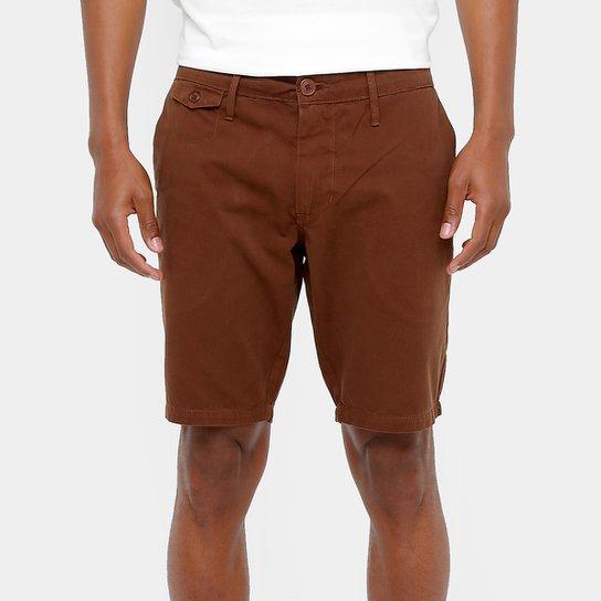 9bdd46865 Bermuda Colcci Sarja Color Bolso Faca Masculina | Netshoes