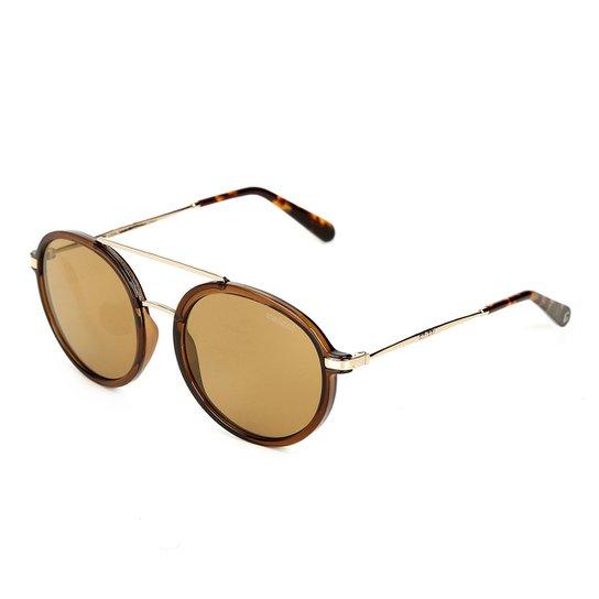 faed79c42 Óculos de Sol Colcci Cindy Tortoise Feminino - Marrom | Netshoes