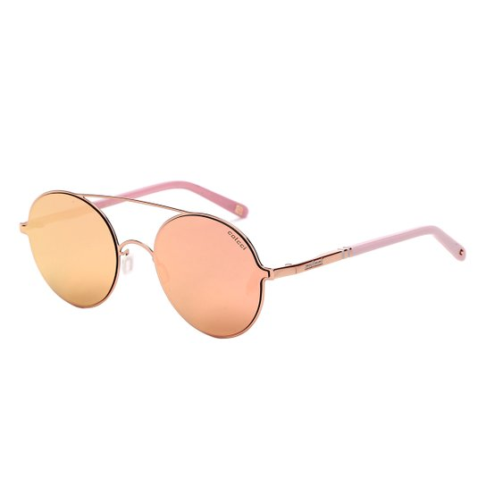 ebf54a6a0 Óculos de Sol Colcci C0100 Feminino - Marrom   Netshoes