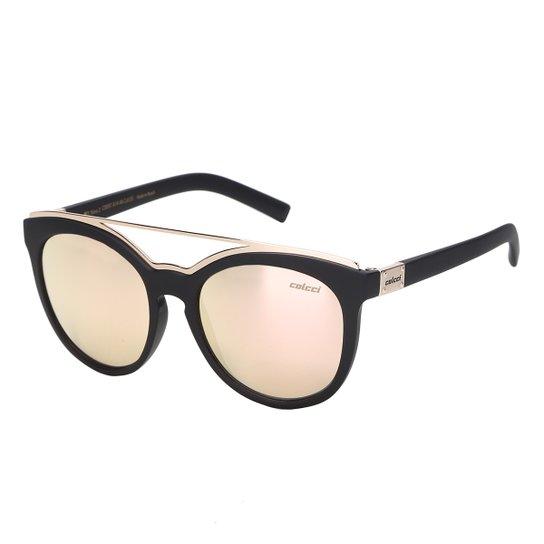 04e17319f Óculos de Sol Colcci Nina II C0097 Feminino - Marrom   Netshoes