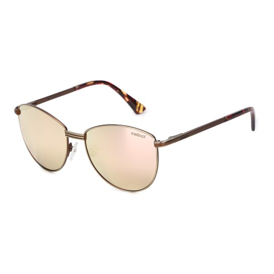 d3d09411c Óculos de Sol Colcci C0109 Masculino - Marrom   Netshoes
