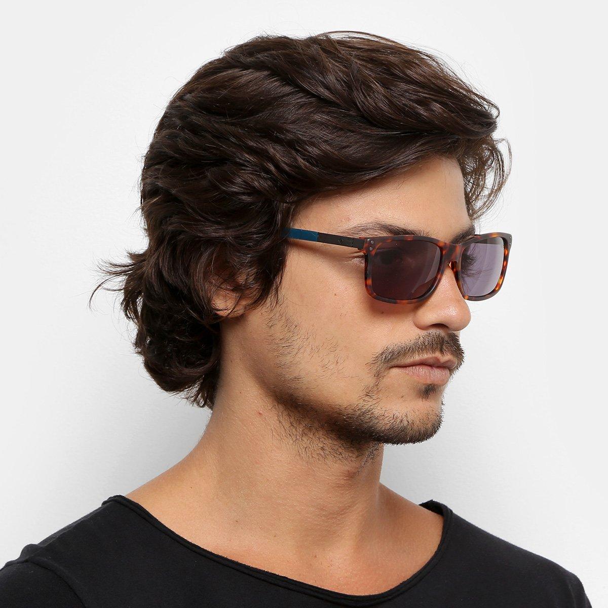 181558c01 Óculos de Sol Forum Degradê Masculino - Shopping TudoAzul