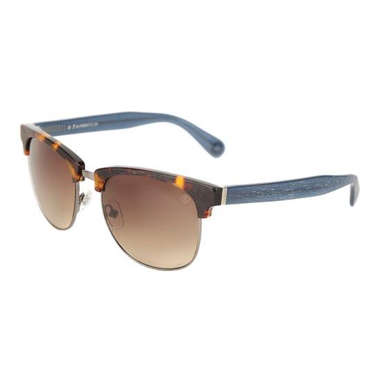 1f5c497ef138f Óculos de Sol Forum Demi Feminino - Marrom - Compre Agora