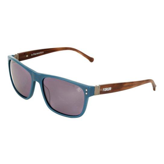7c037b9797dc8 Óculos de Sol Forum Marmorizado Masculino - Compre Agora