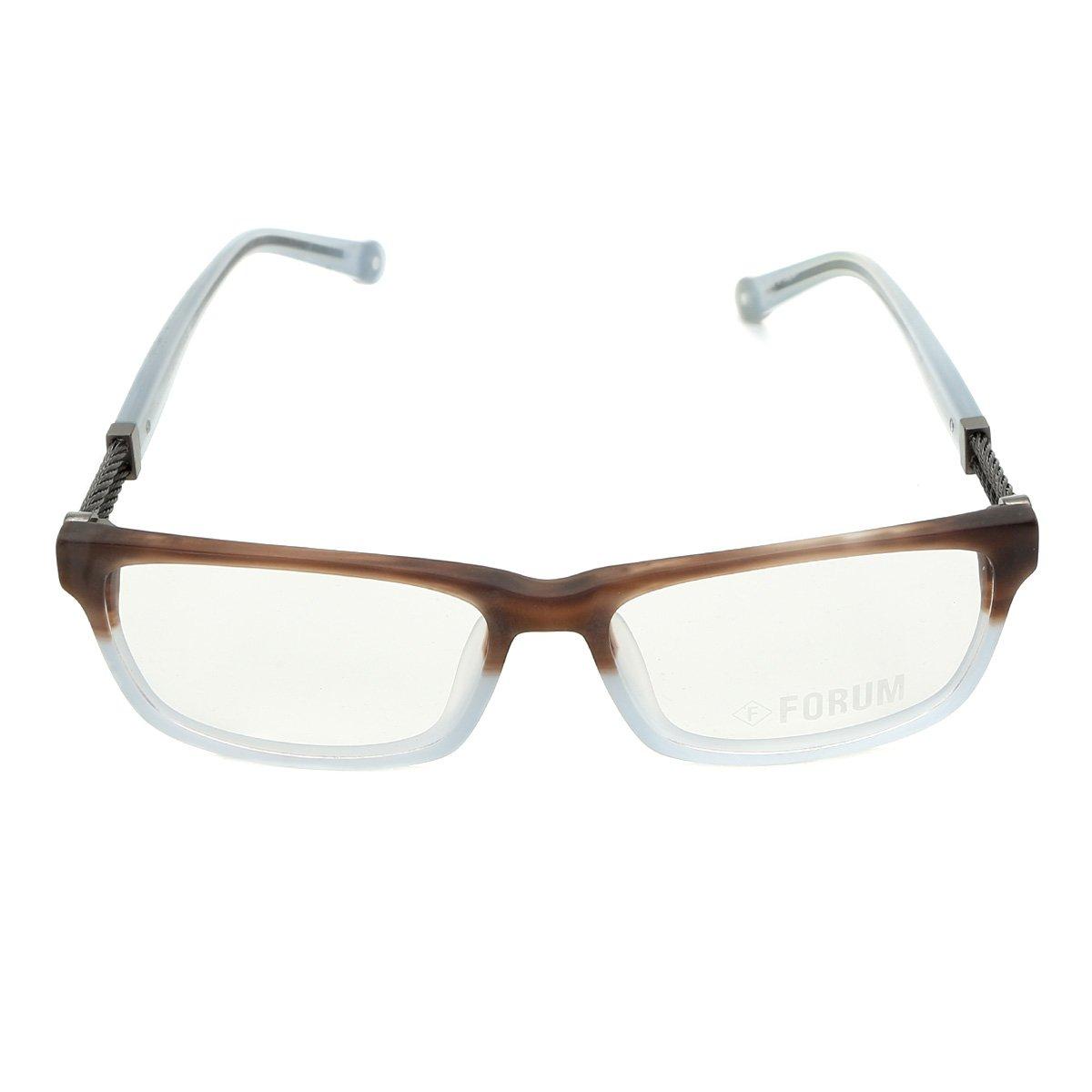 Armação para Óculos de Grau Forum F6016 Masculina - 1