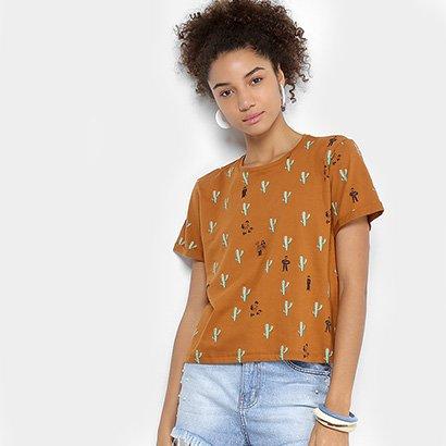 Camiseta Cantão Casório Feminina