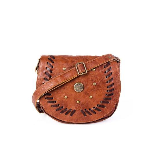 a8f38b7e3 Bolsa Transversal Bordado Casual Feminina - Compre Agora | Netshoes