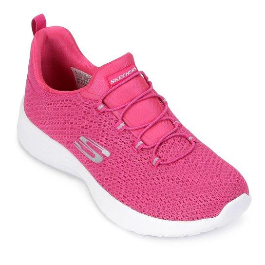 42be8f04e3a Tênis Skechers Dynamight Feminino - Pink - Compre Agora