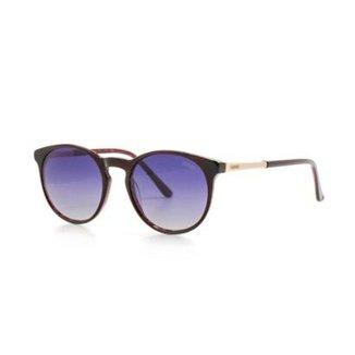 772bddc97 Óculos de Sol Cannes Round Redonda Proteção UV Feminino