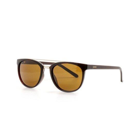 3564fd84fc Óculos de Sol Cannes Retrô Polarizado Proteção UV Feminino - Marrom ...