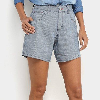 Bermuda Jeans Sommer Listrada Melina Feminina