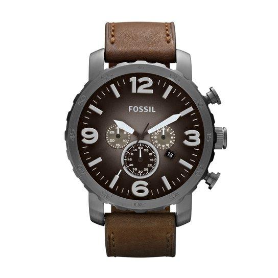 2a6bc0caf6e1e Relógio Fossil Analógico - Compre Agora   Netshoes