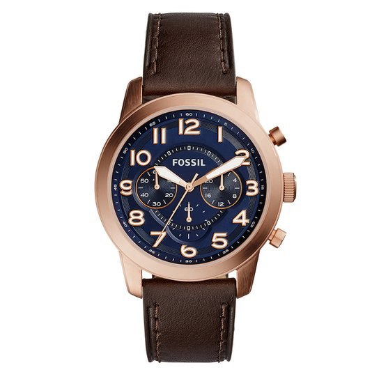 Relógio Fossil Masculino FS5204 - Compre Agora   Netshoes 95abbfa06b