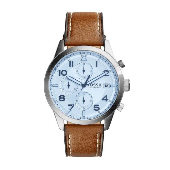 f89ce11f256 Relógio Fossil Masculino Daily - Compre Agora