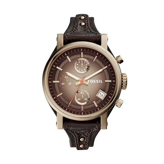 16f360619c5 Relógio Feminino Fossil Original Boyfriend - Compre Agora
