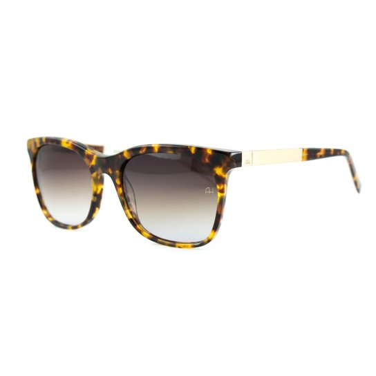 bd9fa3e6ed019 Óculos de Sol Ana Hickmann - Marrom - Compre Agora   Netshoes