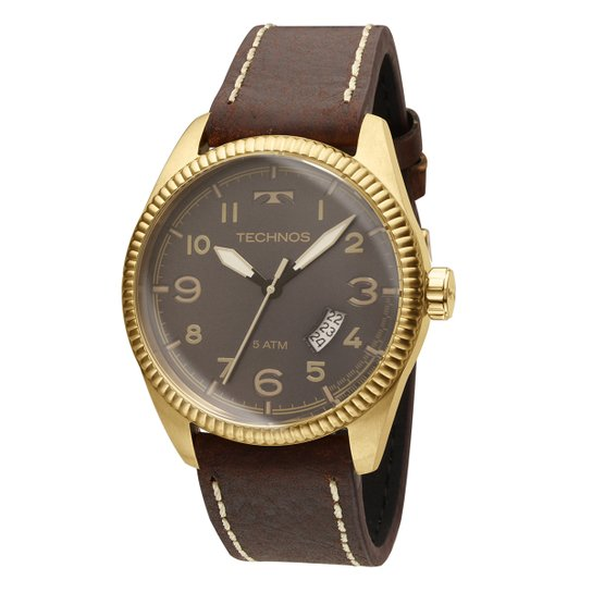 Relógio Technos Masculino 2315ACG2P - Compre Agora   Netshoes 978301c596