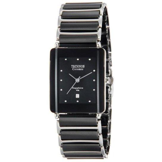 1555b3f88f3 Relógio Technos Ceramic Sapphire GN10AB 1P - Compre Agora