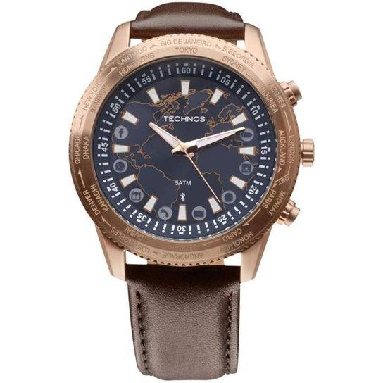 198f6d471a0 Relógio Technos Connect 753AD 2A - Compre Agora