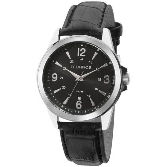 Relógio Technos Masculino Classic Steel 2035Mdi 0C - Compre Agora ... 196a694574
