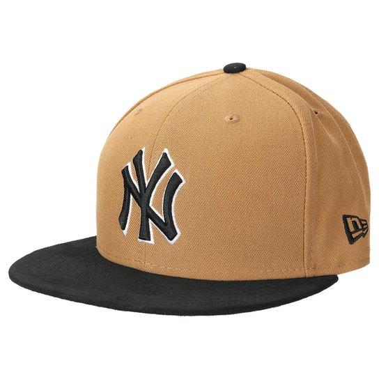 Boné New Era 5950 MLB New York Yankees - Compre Agora  37169e03605