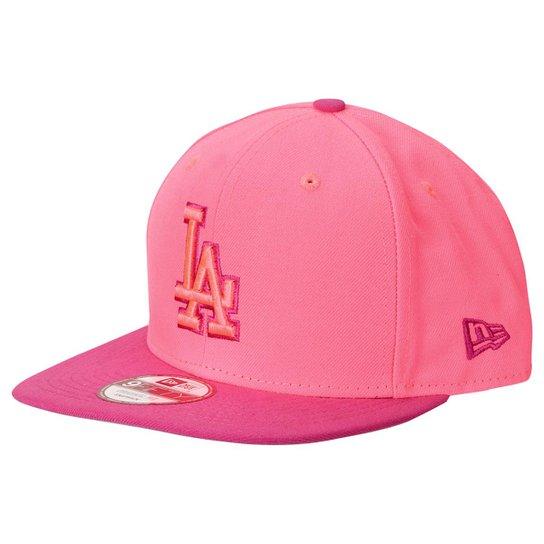 7a71b87b96a36 Boné New Era 950 MLB Los Angeles Dodgers - Compre Agora