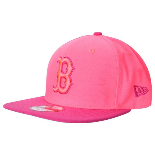 Boné New Era 950 MLB Original Fit Boston Red Sox - Compre Agora ... 6dab4b4992a